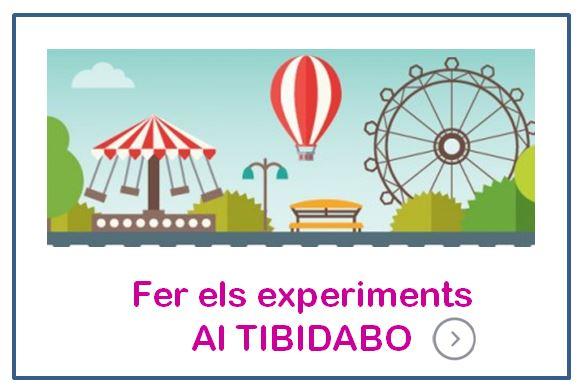 Fer experimetns a TIBIDABO